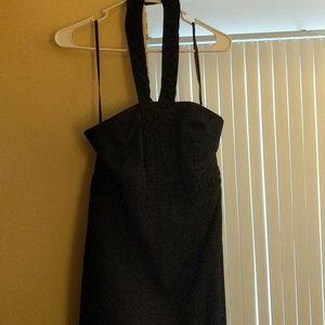 Black Merona dress